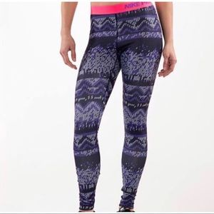 NIKE PRO Hyperwarm Leggings M